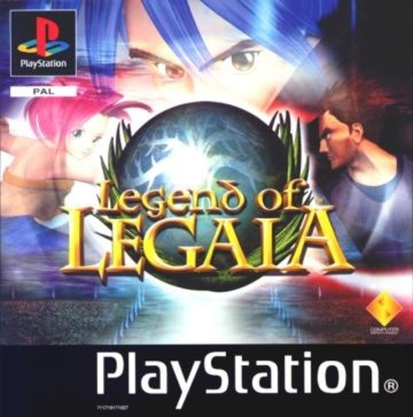 Cover zu Legend of Legaia