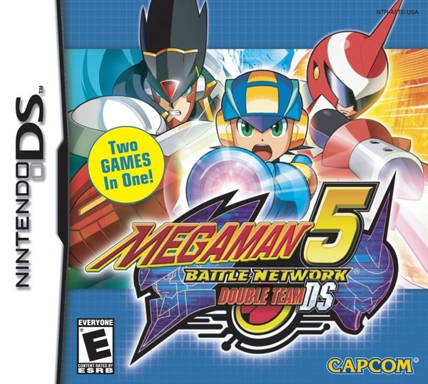Cover zu Mega Man: Battle Network 5 - Double Team