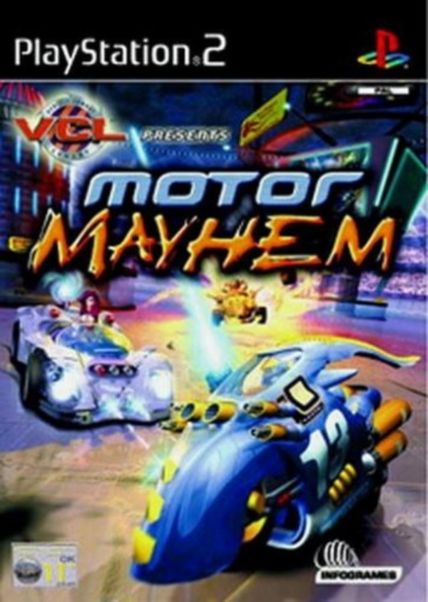 Cover zu Motor Mayhem
