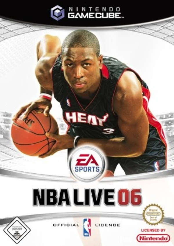 Cover zu NBA Live 06