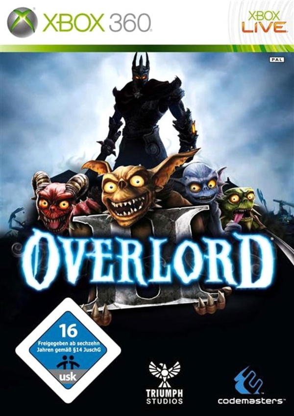 Cover zu Overlord 2