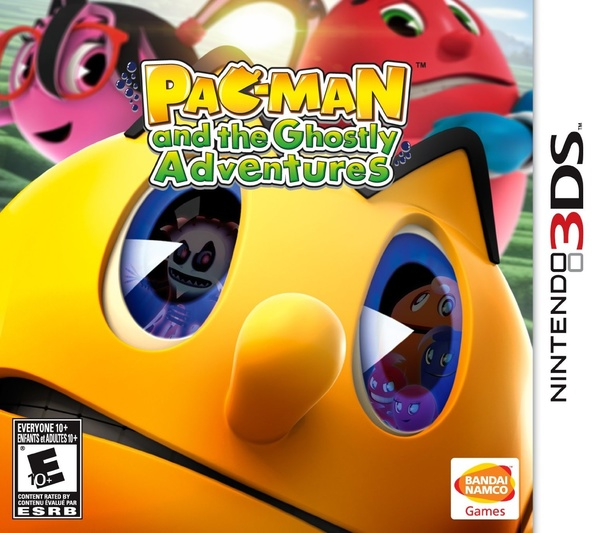 Cover zu Pac-Man and the Ghostly Adventures