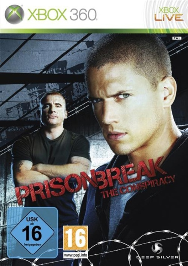 Cover zu Prison Break
