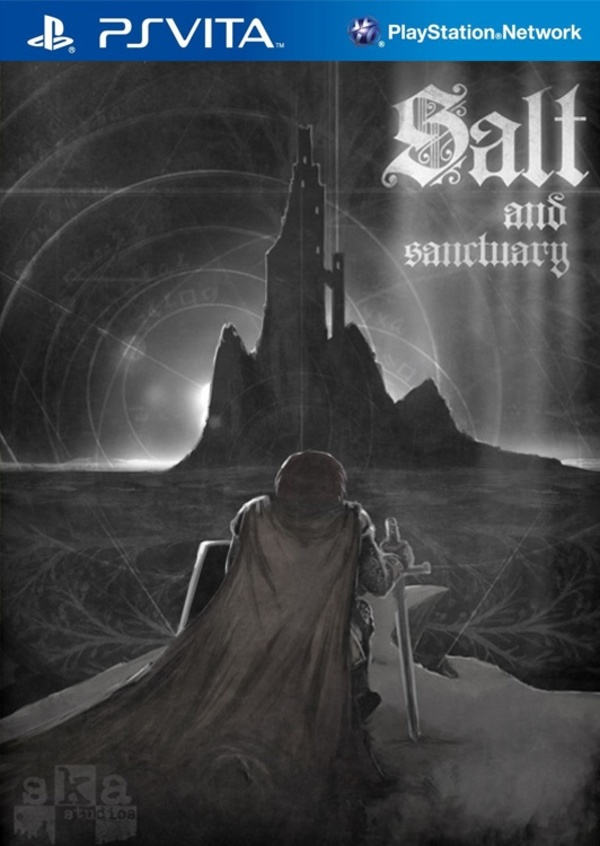 Cover zu Salt and Sanctuary