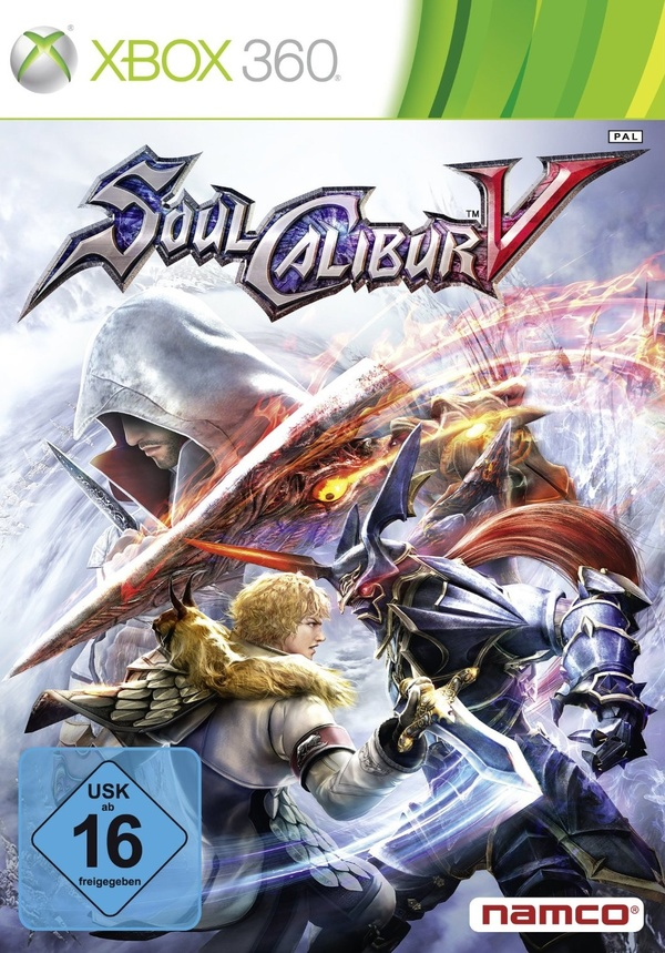 Cover zu Soul Calibur 5