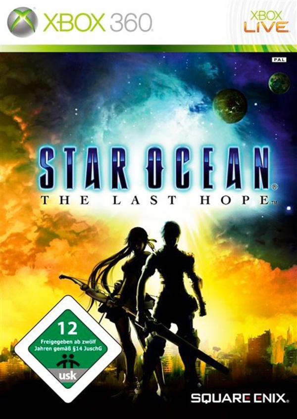 Cover zu Star Ocean: The Last Hope