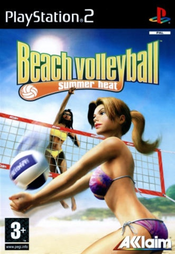 Cover zu Summer Heat Beach Volleyball