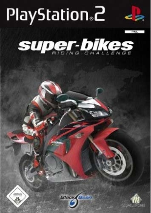 Cover zu Super-Bikes Riding Challenge