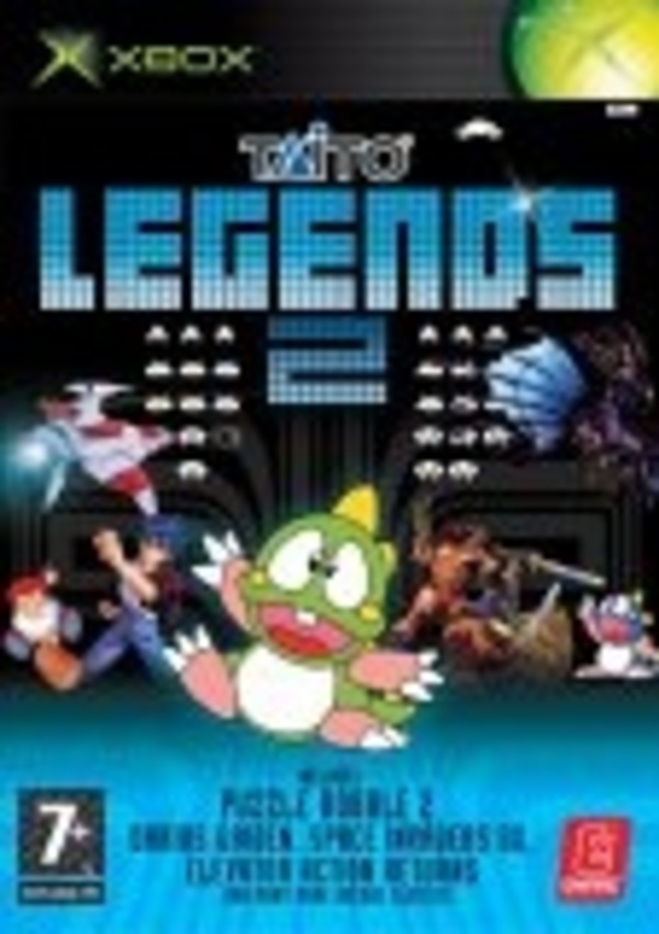 Cover zu Taito Legends 2