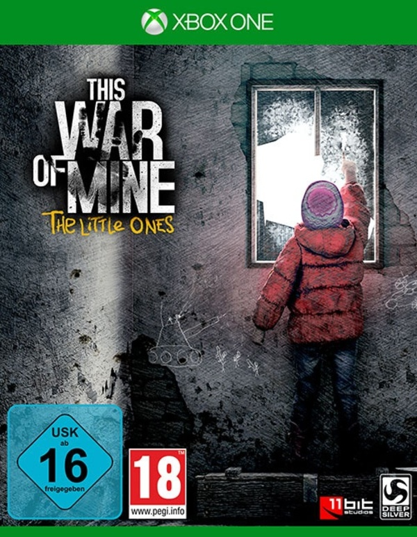 Cover zu This War of Mine: The Little Ones