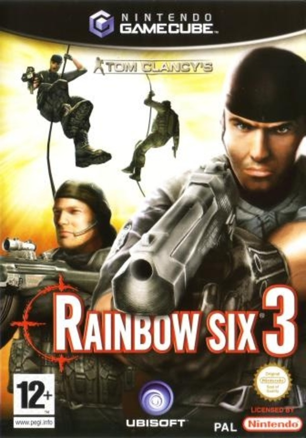 Cover zu Rainbow Six 3