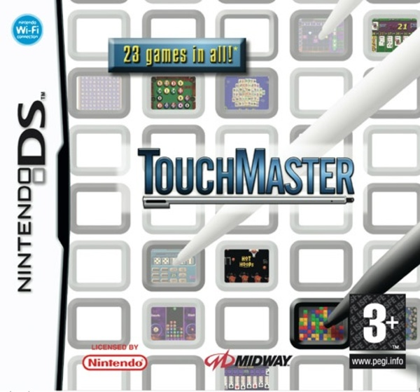 Cover zu Touchmaster