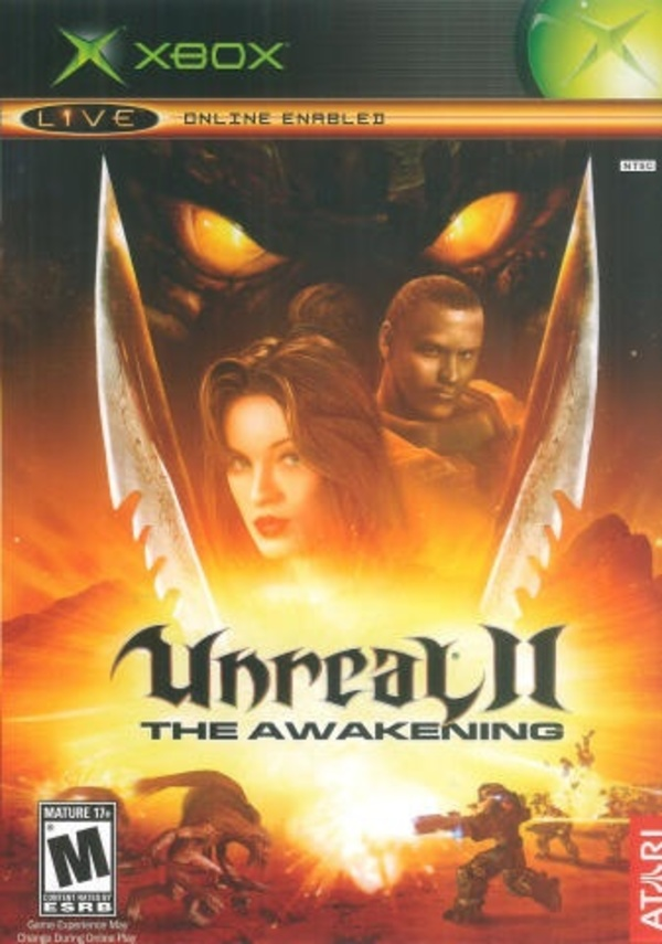Cover zu Unreal II: The Awakening