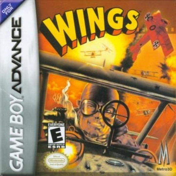 Cover zu Wings