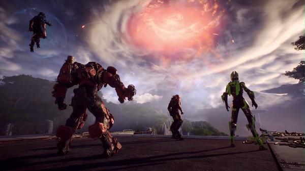 Anthem: Bioware cancelt ursprüngliche Pläne & kündigt nichts an