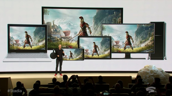Ubisoft will Google Stadia in Zukunft verstärkt unterstützen