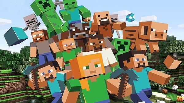 Minecraft Nach Tetris Jetzt Das Meistverkaufte Spiel Aller Zeiten - Minecraft verkaufte spiele