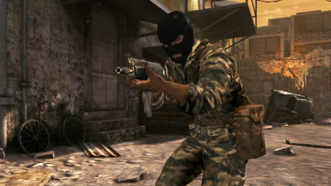 Call of Duty: Black Ops Declified - PS-Vita-Multiplayer mit 4 ... Call Of Duty Black Ops Declified Maps on