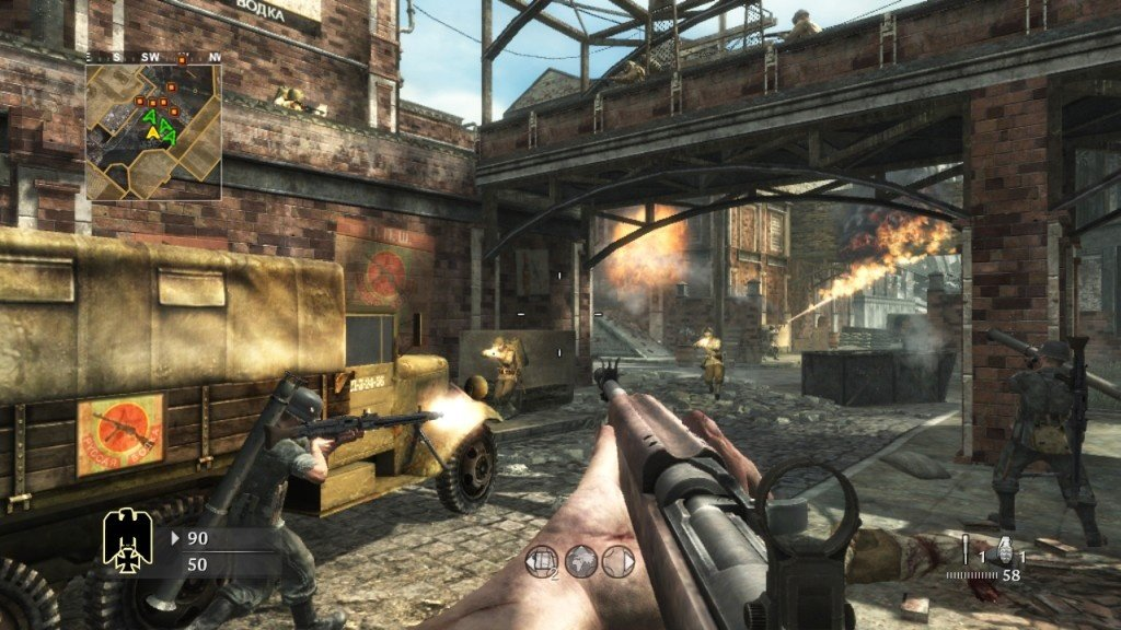 Call of Duty: World at War - Screenshots - Bilder aus dem ...