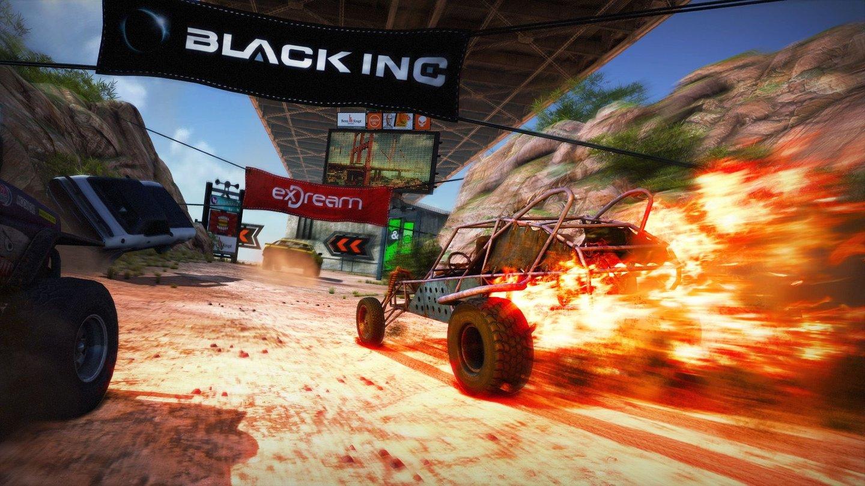 Fireburst - Ankündigung - Neues Rennspiel mit Unreal Engine 3