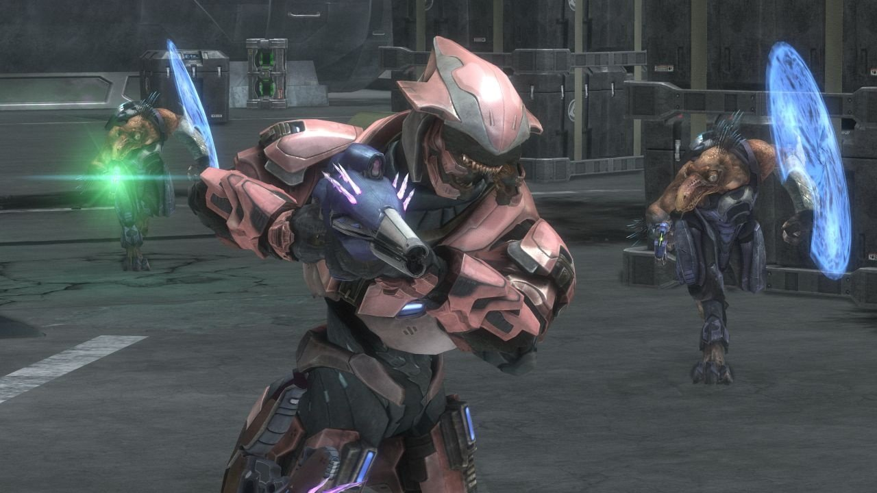 halo reach cheaters