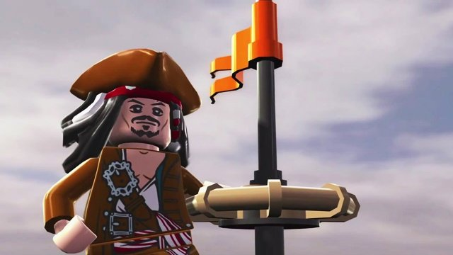 Lego Pirates Of The Caribbean Video Erster Trailer Mit Jack