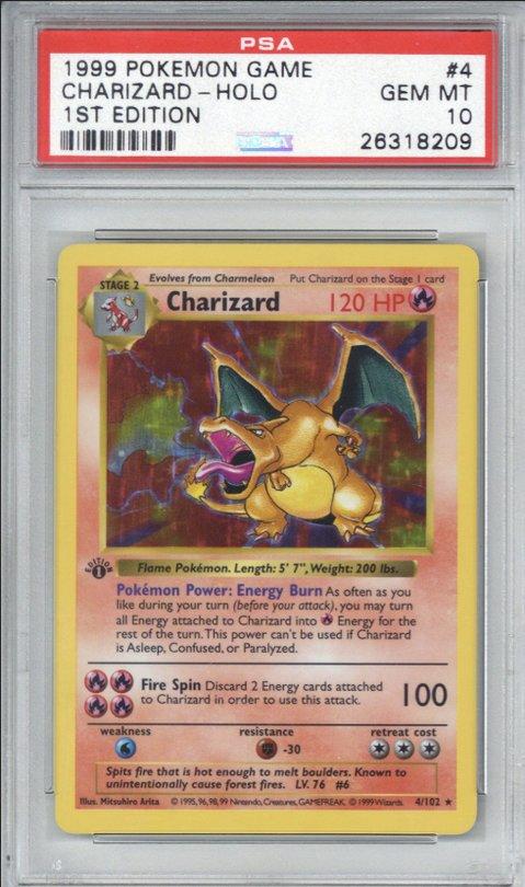 Glurak Pokemon Karte.Habt Ihr Noch Pokémon Karten Dieses Set Wurde Für 107 010 Versteigert