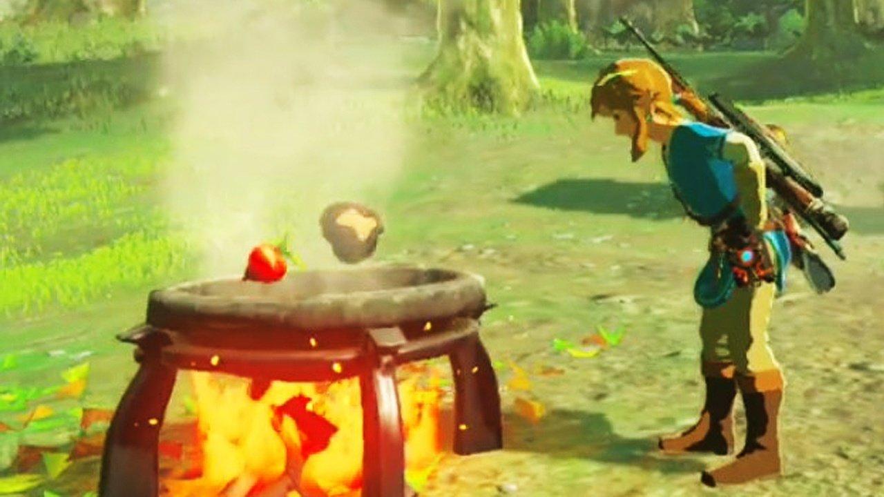 Zelda breath of the wild rezepte zum nachkochen in der for Kochen pokemon quest