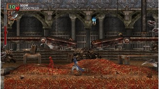 Castlevania Dracula X Chronicles 1
