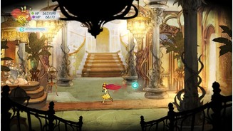 Child of Light - Bilder aus der Vita-Version