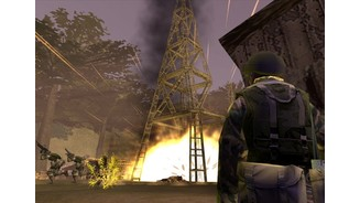 Delta Force Black Hawk Down Team Sabre PS2 5