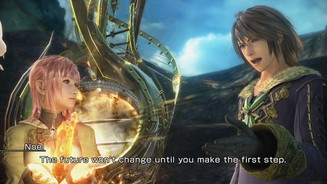 Final Fantasy XIII-2 - Lightning: Requiem der Goettin