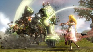 Hyrule Warriors - Screenshots aus dem Twilight-Princess-DLC