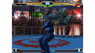 King of Fighters Maximum Impact 2 PS2 9