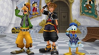 Kingdom Hearts HD 1.5 ReMIX + 2.5 ReMIX