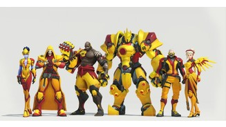 Overwatch League - Alle neuen Team-Skins: Florida Mayhem