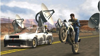 Pursuit Force PSP 2
