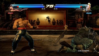 Tekken Tag Tournament 2Wayang Kulit (Indonesien)