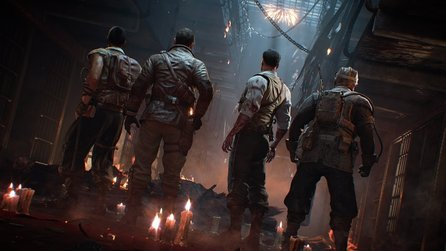 Call of Duty: Black Ops 4 - Teaser-Trailer zum Zombie-Modus bringt Fan-Liebling Blood of the Dead zurück