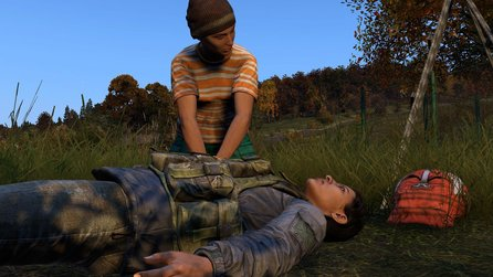DayZ - Gameplay-Trailer zur PS4-Version