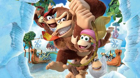 Donkey Kong: Tropical Freeze im Test - Prima Primaten