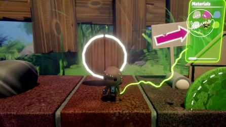 Dreams - Gameplay: Komplettes LittleBigPlanet-Level nachgebaut