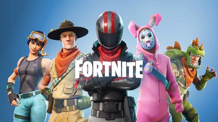 Fortnite - Server heute down, Update 4.4 bringt Stinkbomben