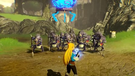 Hyrule Warriors Zeit Der Verheerung Neuer Trailer Zeigt Actionreiches Gameplay