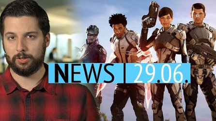 News: Falschmeldung zu Mass Effect Andromeda DLC - Alpha-Test zu Star Wars: Battlefront 2 hat begonnen