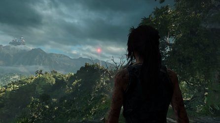 Shadow of the Tomb Raider - Spielwelt-Trailer: Düstere Tempelruinen & dichter Dschungel