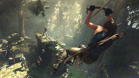 Shadow of the Tomb Raider - Das sind die Grafikoptionen der Xbox One X-Version