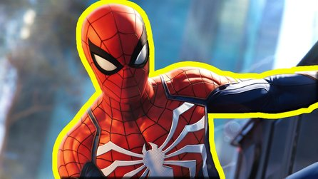 Spider-Man - Marvel: PS4-Blockbuster ist Iron Man der Videospiele