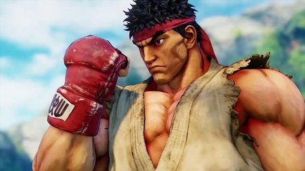 Street Fighter 5 - Offizieller Launchtrailer zur Singleplayer-Kampagne »A Shadow Falls«