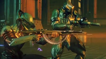 Warframe - Erweiterter Launch-Trailer zur PS4-Version